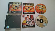 PACK FUTBOL: FIFA 2003 Y THIS IS FOOTBALL PLAYSTATION 1 PS1 PSX.PAL UK.