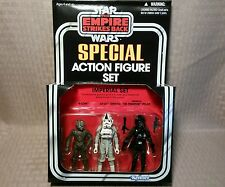 Star Wars TVC Target 3 Pack Imperial Set 4-Lom At-At Driver Tie Fighter Pilot