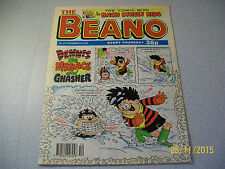 THE BEANO COMIC No. 2737 DECEMBER 31ST 1994 D.C.THOMSON & CO