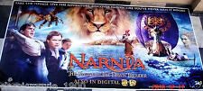 """THE CHRONICLES OF NARNIA:THE VOYAGE OF THE DAWN TREADER 6 SHEET POSTER 52 X 106"""""""