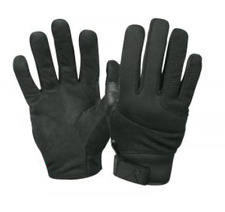 Street Shield Police Gloves LARGE with cut resistant lining