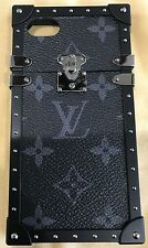 LOUIS VUITTON EYE TRUNK PETITE MALLE MONOGRAM ECLIPSE IPHONE 7 CASE