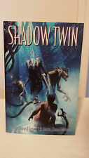 Shadow Twin by George R R Martin Gardner Dozois & Danial Abraham SIGNED