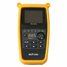 "Satlink WS-6933 HD DVB-S2 Digital Satellite Signal Finder SAT Meter LCD 2.1"" USB"
