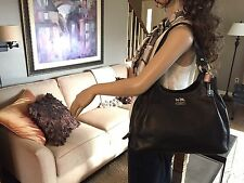 NEW COACH MADISON MAGGIE LEATHER SHOULDER SATCHEL BAG HOBO TOTE PURSE 14336 $398