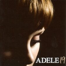 "Adele"" 19"" CD 12 tracks nuovo"