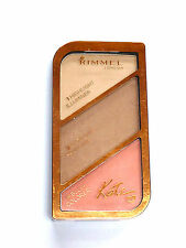 Brand New Rimmel Contour Sculpting Palette Coral Glow 002 Highlighter Blush