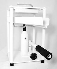 New Samson Welles Press Juicer - White Hydraulic Cold Press Juice Extractor