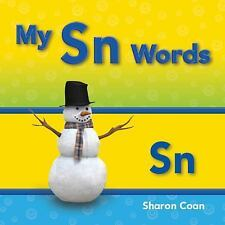 My Sn Words (Targeted Phonics: Short E)