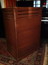Leslie Speaker Cabinet, 147 type, with Combo Preamp, cable, FREE Local Delivery