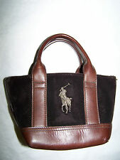 """RALPH LAUREN"" BORSA MINY BAG 100% ORIGINAL"