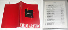 Spartiti CARLO ARTERO LA FISARMONICA Songbook Sheet music Accordion