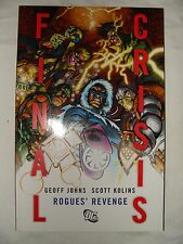 FINAL CRISIS ROGUES REVENGE GRAPHIC NOVEL - 1ST PRINT -  $15 COVER - NEAR MINT