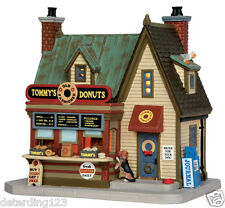 LEMAX PLYMOUTH CORNERS TOMMY'S DONUTS # 55925  NIB