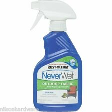 3 Pk 11 Oz RustOleum NeverWet Outdoor Patio Furniture Fabric Protector 278146
