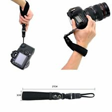 Leather Hand Wrist Lanyard Strap for Canon Nikon Fuji Sony Pentax Olympus Camer