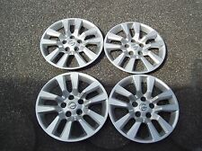 "OEM Nissan Altima Hubcaps Wheel Covers 2013 2014 16"" Set of 4 Caps #53088 #1"