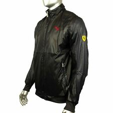 NWT Puma Light Jacket  Scuderia Ferrari Black Edition  Sz M