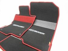 New 2008-2010 Honda Accord Sedan Mugen Sport Floor Mat Set Super Nice!