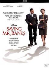 Saving Mr. Banks by Emma Thompson, Tom Hanks, Paul Giamatti