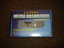 "Ultra 5.25"" Media Dashboard Model # UL-MO201BK-301556"