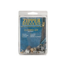 Zipper Replacement Repair Clothing Rescue Kit - ZRK ENTERPRISES
