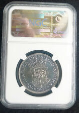 South Africa 1955 Half Crown 2.5 Shilling 2.5S Proof PF66 - Very High Grade NGC