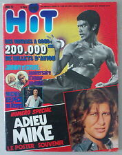 ***  HIT n°41. MIKE BRANT POSTERS SOUVENIR ATTACHÉ   ***  JUIN 1975