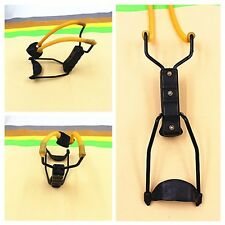 Folding Slingshot Powerful Catapult Rubber PrepOutdoor Toys Christmas Gift