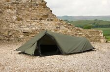 "SNUGPAK ""IONOSPHERE"" 1 MAN TENT  SHELTER IN GREEN - MILITARY, CAMPING"