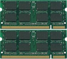 NEW! 8GB DDR2 667MHZ PC3 5300 256x8 (2x4GB) SODIMM LAPTOP MEMORY