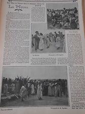 1905 La Mouna Fêtes de Pâques en Oran La Mazurka