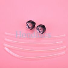 2Pcs Primer Bulbs With Fuel Lines For Ryobi Homelite Toro trimmers US