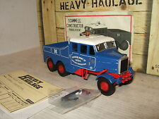 Corgi CC11102 Scammell Constructor for Parker Bent Diecast Model in 1:50 Scale.
