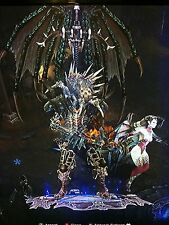 DIABLO 3 con MOD 2.5 Demon Hunter Set truffa 150 mai morire XBOX 1 + Ali + PET