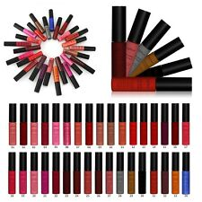34 colors Waterproof Lip Matte Liquid lipstick Long Lasting Lip Gloss Makeup