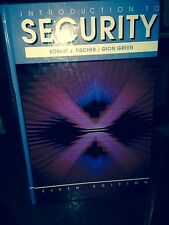 Introduction to Security, FIFTH Edition  1992