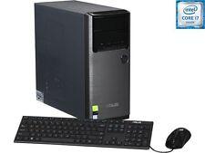 ASUS Desktop Computer M32CD-US013T Intel Core i7 6700 (3.4 GHz) 8 GB DDR3 2 TB H