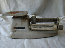 Vintage PITNEY BOWES 16 oz Balance Beam Postal Scale - Made in USA 221515