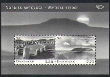 Denmark 2008 Nordic Mythology/Mythical Places/History/Views/Landscape m/s n34415