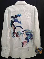 Robert Graham CONQUEROR Limited Edition Classic Fit $398 XL XLarge NEW NWT