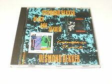 "DESMOND DEKKER ""BLACK AND DEKKER/COMPASS POINT"" CD DOJO 1992"