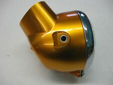HONDA CT70 HEADLIGHT & BUCKET CANDY GOLD K0  TRAIL 70 CT 70 H  1969'-1971'