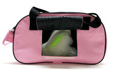 Pink Soft Portable Dog Pet Puppy Travel House Kennel Tote Crate Carrier Bag