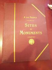 Sites & monuments Centre de la France Allier Cher Indre Levroux Ciron Sauvigny