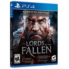 Lords of the fallen édition complète PS4 game brand new