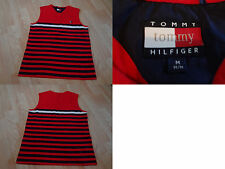 Women's Tommy Hilfiger M Tank Top Red White Blue Shirt