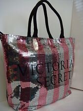 VICTORIA SECRET ANGEL LIMITED EDITION BLING WEEKEND GETAWAY BAG TOTE OVERSIZED