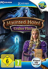 **HAUNTED HOTEL * URALTER FLUCH * WIMMELBILD-SPIEL  PC DVD-ROM