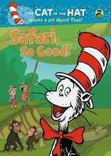 THE CAT IN THE HAT KNOWS A LOT ABOUT THAT: SAFARI, SO GOOD! - NEW DVD